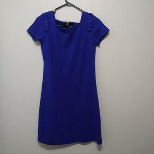 3/22$ Jacob blue dress